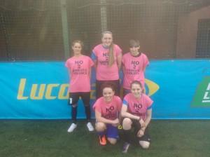 The LHFC team